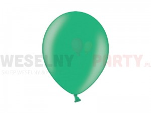 "Balony 12"" turkus, metalik"