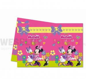 "Obrus foliowy ""Minnie Happy Helpers"""