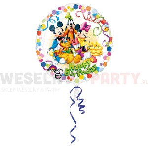 "Balon foliowy 18'' ""Mickey & Friends"""