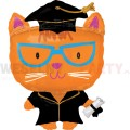 "Balon foliowy 22x29"" ""Grad Cat"""
