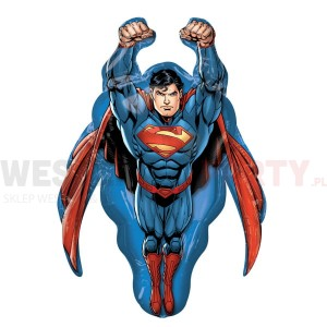 "Balon foliowy 23x34"" ""Superman"""