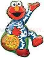 "Balon foliowy 30""  ""Elmo Halloween"""
