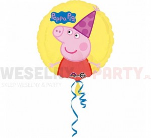 "Balon foliowe 18"" ""Peppa"""